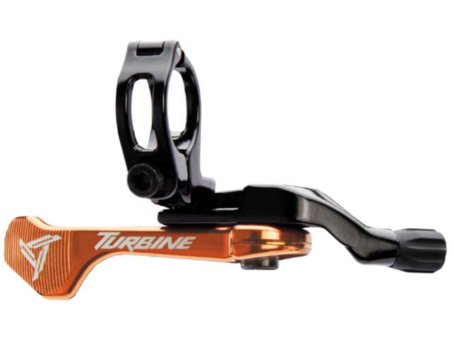 Race Face Turbine R 1x Lever Remote orange